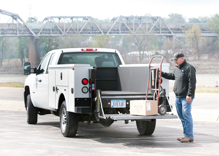 pickup liftgate preview