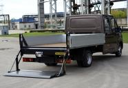 Гидроборта для малотоннажных грузовиков